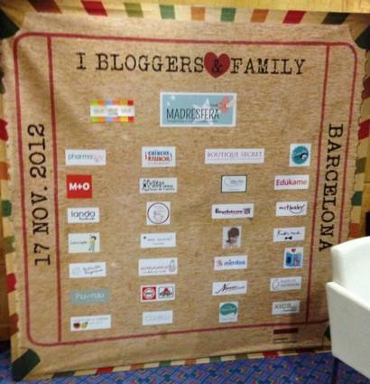 Bloggers Family, 2012, Barcelona