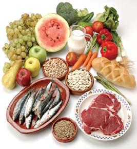 alimentos frescos para combatir la celulitis