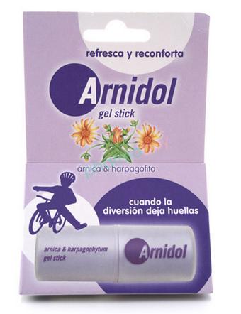 Arnidol, gel en stick
